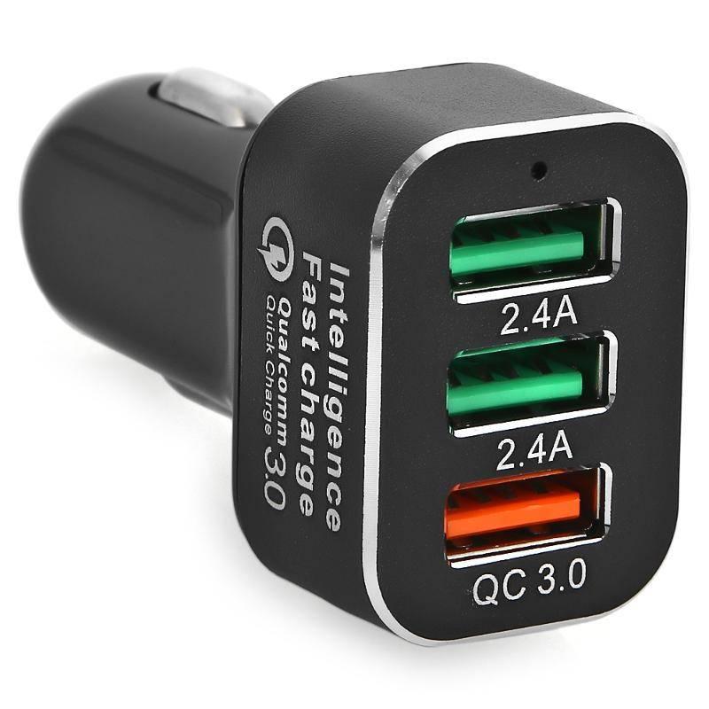 Зарядное устройство для телефона в авто